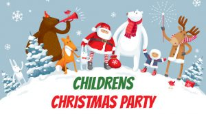Childrens Christmas Party at Happy Kids Preschool Day Nursery