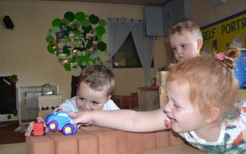 Happy children at Happy Kids Delamere Park, Day Nursery in Higher Openshaw, Manchester